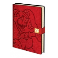 Super Mario - Carnet de notes Premium A5 Jump