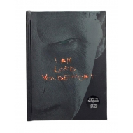 Harry Potter - Cahier lumineux Lord Voldemort