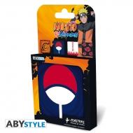 Naruto Shippuden - Set 4 Dessous de verre Emblèmes