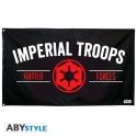 Star Wars - Drapeau Empire (70x120)