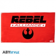 Star Wars - Drapeau Rebels (70x120)