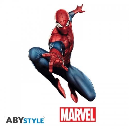 Marvel - Stickers échelle 1 Spider-Man