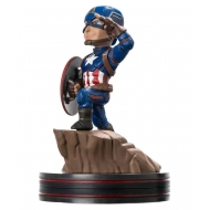 Marvel Comics - Figurine Q-Fig Captain America Civil War 11 cm
