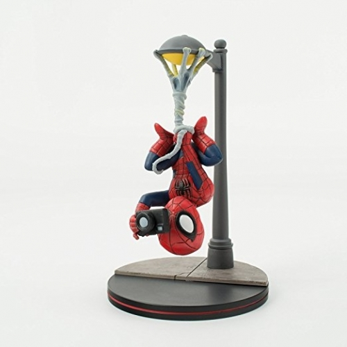 Marvel Comics - Figurine Q-Fig Spider-Man Spider Cam 14 cm
