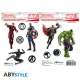 Marvel - Stickers Personnages Marvel