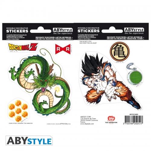 Dragon Ball - Stickers Shenron