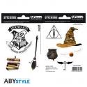 Harry Potter - Stickers Objets Magiques