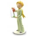 Le Petit Prince - Statuette Collector Collection Le Petit Prince et la rose 21 cm