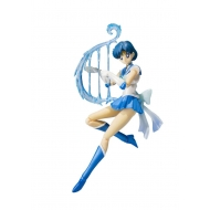Sailor Moon SuperS - Figurine S.H. Figuarts Sailor Mercury (S4) Tamashii Web Exclusive 14 cm