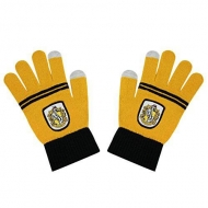 Harry Potter - Gants E-Touch Hufflepuff
