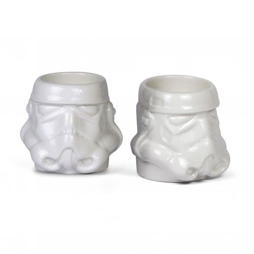 Star Wars - Set tasses Espresso Original Stormtrooper