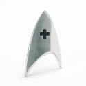 Star Trek Discovery - Réplique 1/1 Starfleet badge magnétique Medical Division