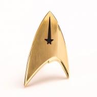 Star Trek Discovery - Réplique 1/1 Starfleet badge magnétique Command Division magnétique