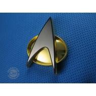 Star Trek TNG - Réplique 1/1 Communicator Badge Starfleet