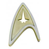 Star Trek Beyond - Réplique 1/1 Starfleet badge Command Division magnétique