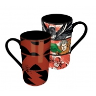 Justice League - Mug thermique Justice League Latte-Macchiato