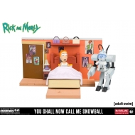 Rick et Morty - Jeu de construction Medium You Shall Now Call Me Snowball