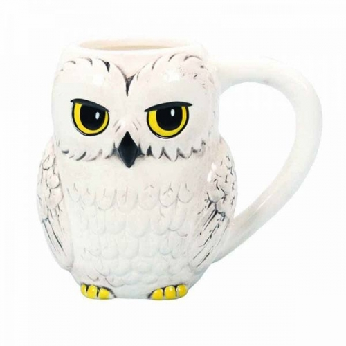 Harry Potter - Mug 3D Shaped Hedwig