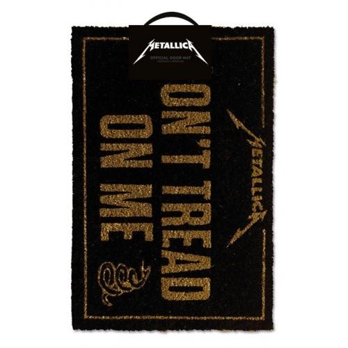 Metallica - Paillasson Don't Tread On Me 40 x 60 cm