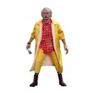 Retour vers le Futur II - Figurine Movie Masterpiece 1/6 Dr Emmett Brown 30 cm