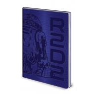 Star Wars - Carnet de notes Flexi-Cover A5 R2-D2