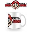Super Mario - Mug Its A Me Mario