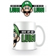 Super Mario - Mug Here We Go Luigi