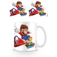 Super Mario Odyssey - Mug Cappy Throw
