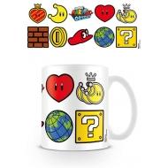 Super Mario Odyssey - Mug Icons