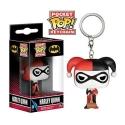 DC Comics - Porte-clés POP! Harley Quinn 4 cm