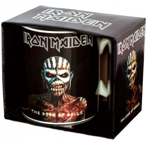 Iron Maiden - Mug The Book of Souls