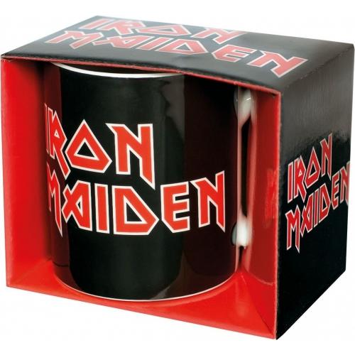 Iron Maiden - Mug Logo