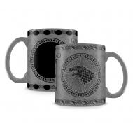 Game of Thrones - Mug effet thermique Stark
