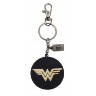 Justice League - Porte-clés métal Wonder Woman Logo Golden