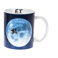 E.T. l'extra-terrestre - Mug Across The Moon