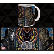 Black Panther - Mug Battle