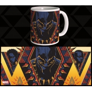 Black Panther - Mug Tribal