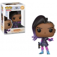Overwatch - Figurine POP! Sombra 9 cm