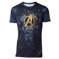 Avengers Infinity War - T-Shirt All Over Team
