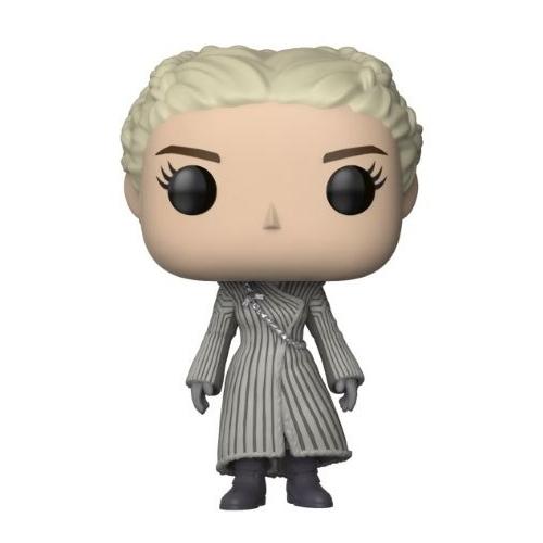 Game of Thrones - Figurine POP! Daenerys (White Coat) 9 cm