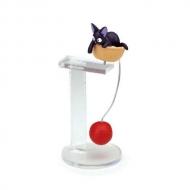 Kiki la petite sorcière - Figurine en équilibre Jiji & Yarn Ball 15 cm