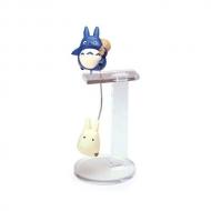 Mon voisin Totoro - Figurine en équilibre Medium Totoro & Small Totoro 15 cm