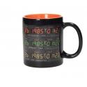 Retour vers le Futur - Mug Control Panel