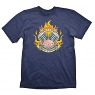 Overwatch - T-Shirt Roadhog