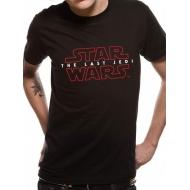 Star Wars Episode VIII - T-Shirt Logo