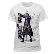 Suicide Squad - T-Shirt Cartoon Joker