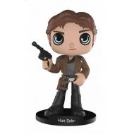 Solo : A Star Wars Story - Figurine Wacky Wobbler Bobble Head Han Solo 15 cm