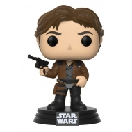 Solo : A Star Wars Story - Figurine POP! Bobble Head Han Solo 9 cm
