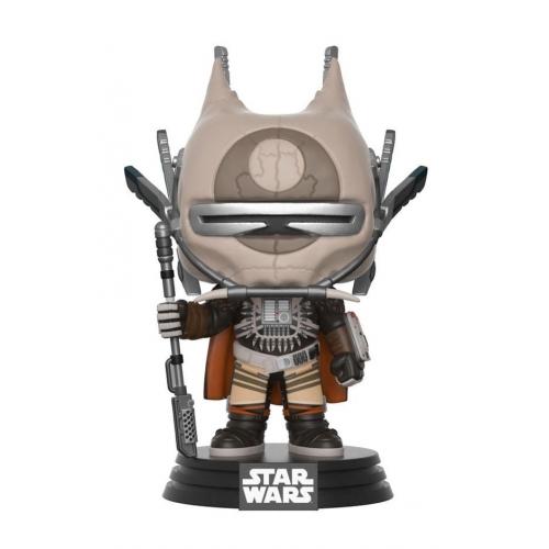 Solo : A Star Wars Story - Figurine POP! Bobble Head Enfys Nest 9 cm