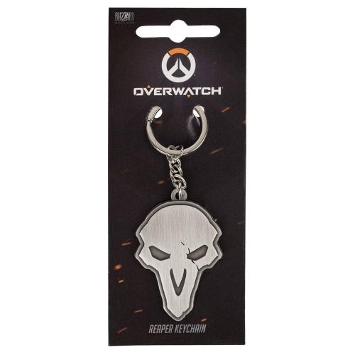 Overwatch - Porte-clés métal Reaper